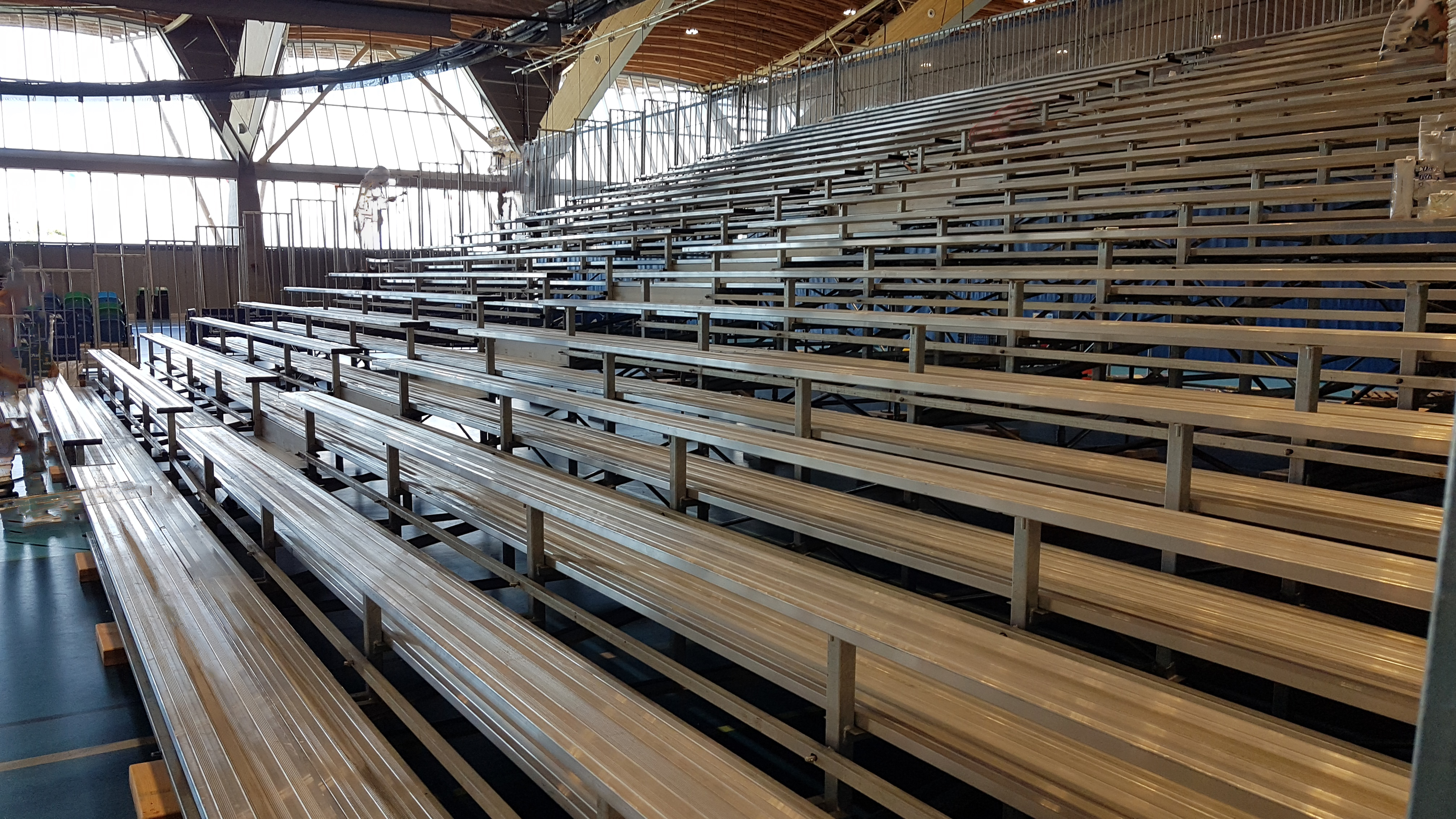 Bleachers Concerts Sporting Corporate Events Canada